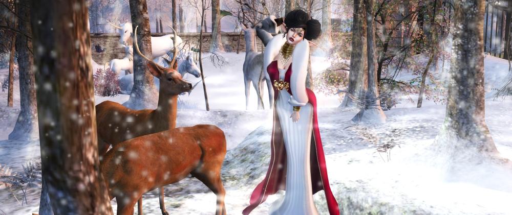 Winter Queen 1