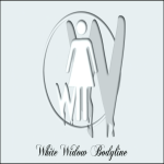 LOGO White Widow rectangular