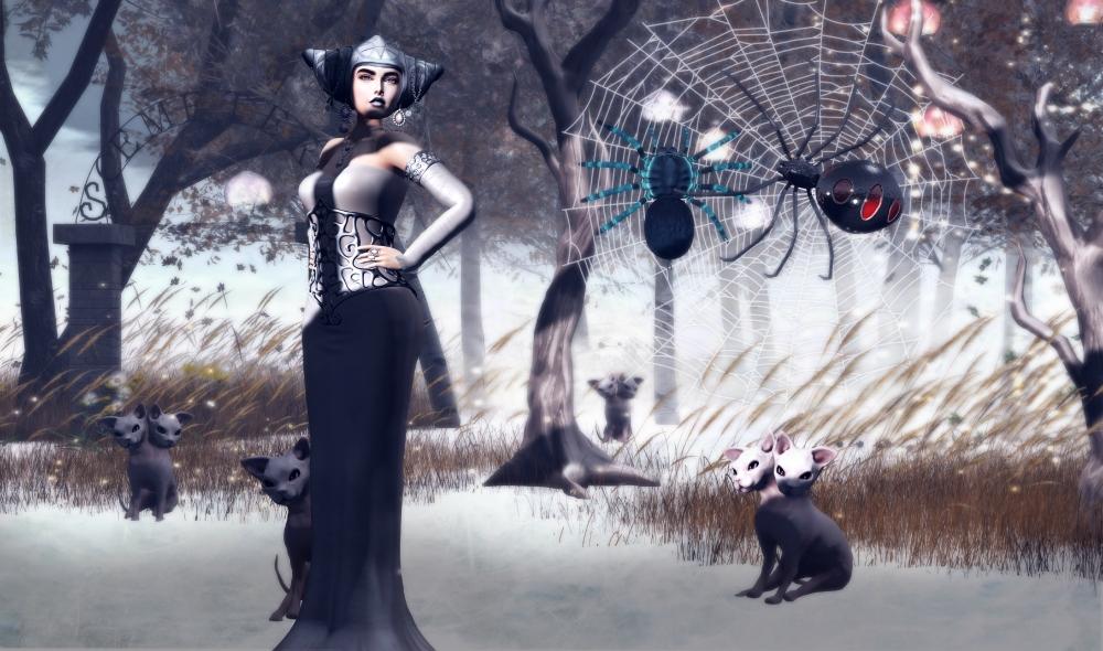 Mistress of Mirkwood