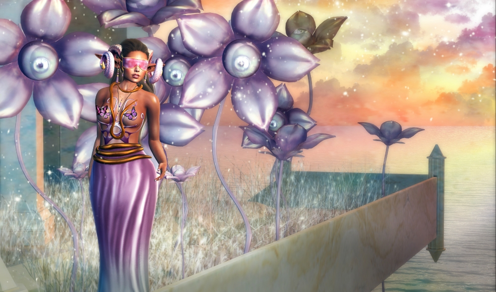 The Flower Girl COPY