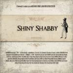 Shiny Shabby, JUNE Round poster