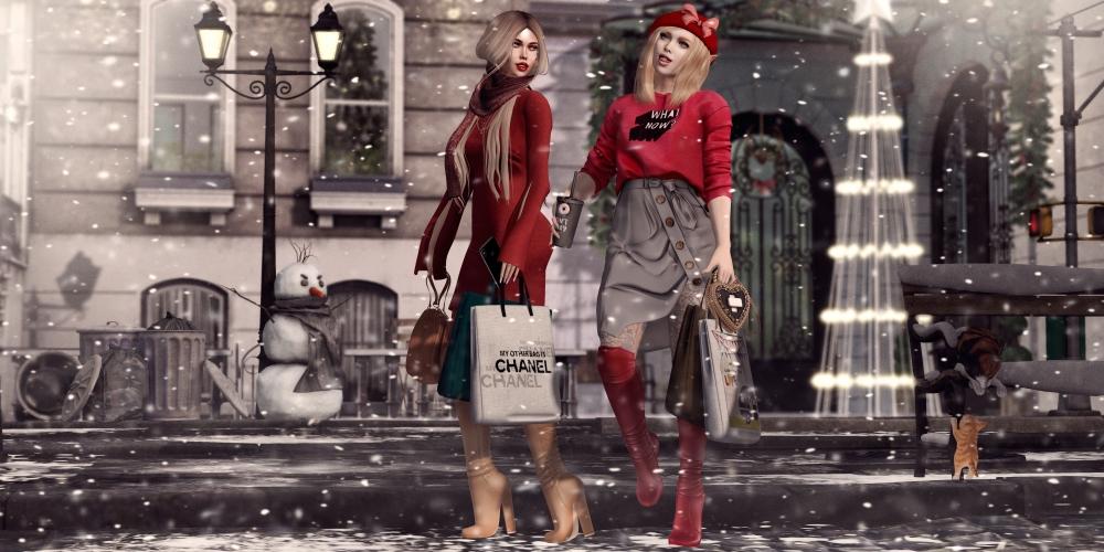 Christmas Shopping V2