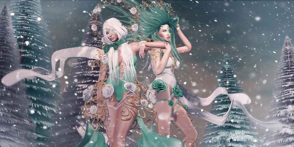 Snow Nymphs