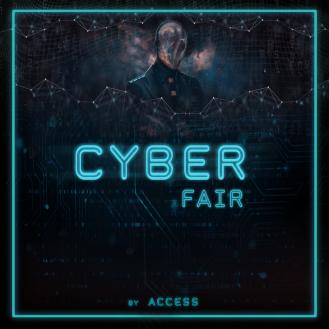 CYBER FAIR Logo