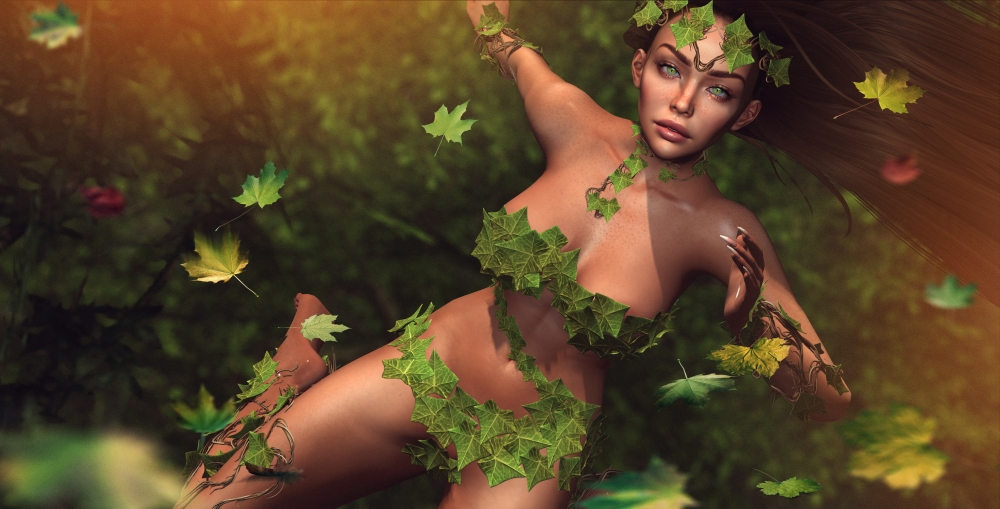 Swinging from Ivy
