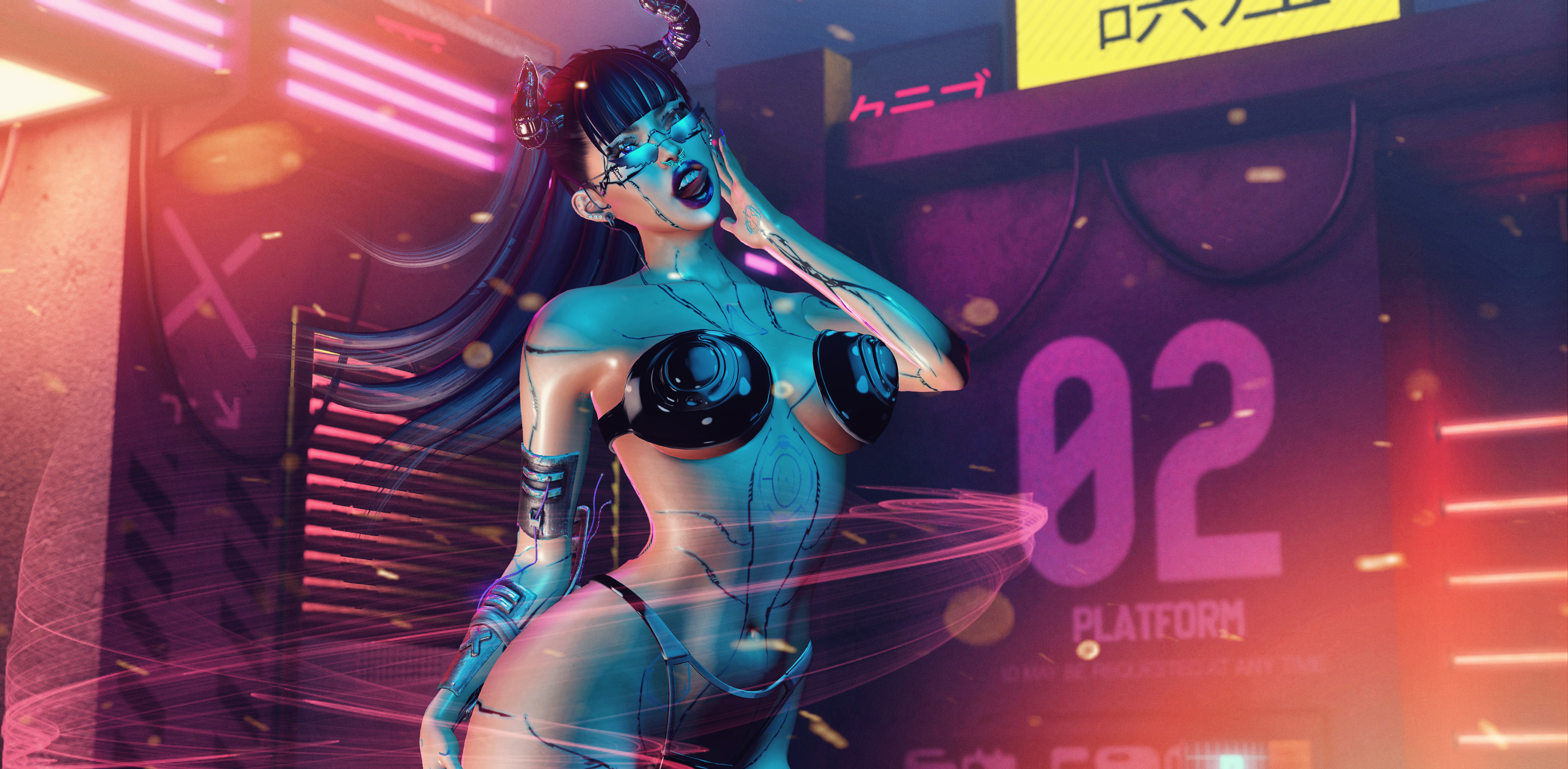 Cyber Babe